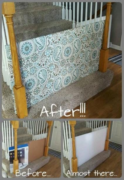 Diy Baby Gate Tension Rods