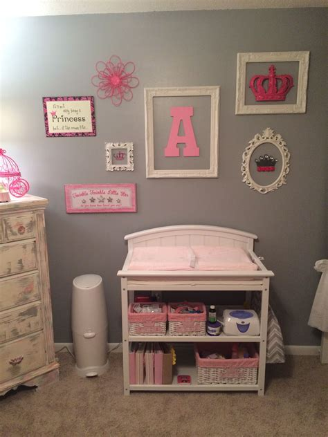 Diy Baby Girl Wall Art