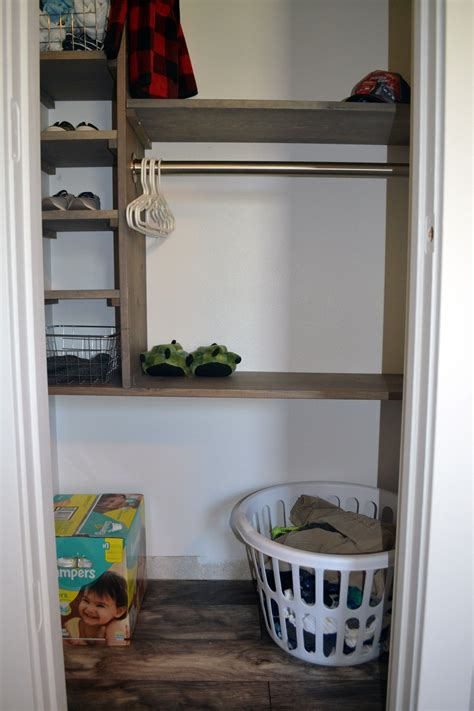 Diy Baby Nursery Storage