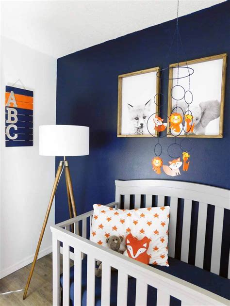 Diy Baby Room Paintings
