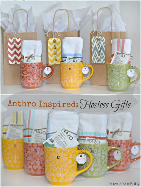 Diy Baby Shower Hostess Gifts