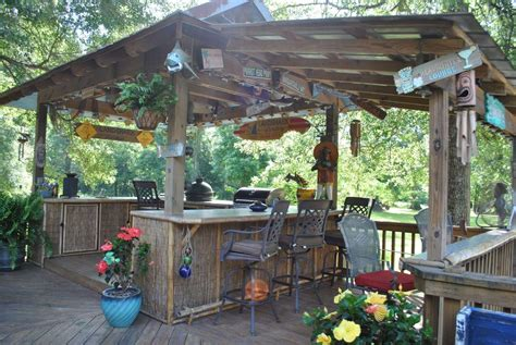 Diy Back Porch Bar