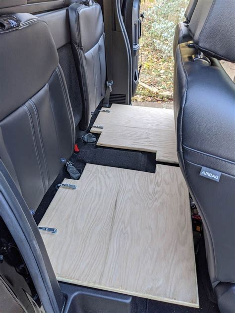 Diy Back Seat Bed