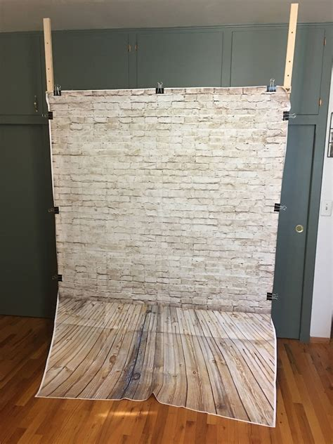 Diy Background Stand For Photography
