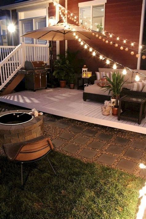 Diy Backyard Patio Ideas