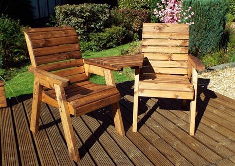 Diy Backyard Redwood Table And Chairs