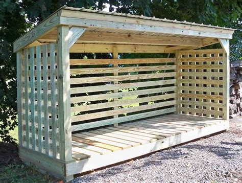 Diy Backyard Shed Roofs