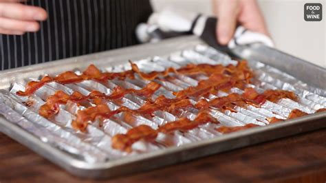 Diy Bacon Rack For Oven