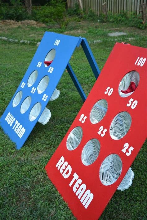 Diy Bag Toss Game