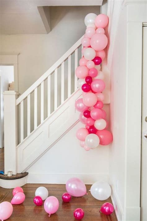 Diy Balloon Arch Without Standards