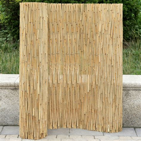Diy Bamboo Reed Fence For Walls