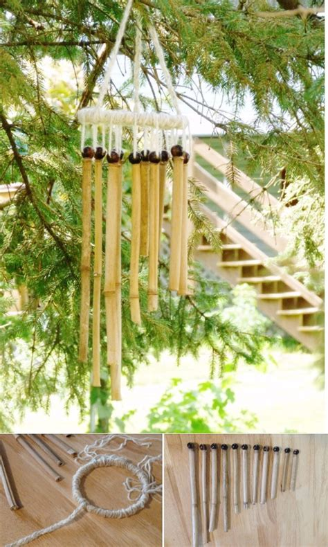 Diy Bamboo Sticks Projects