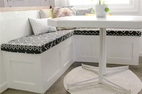 Diy Banquette Bench Seat