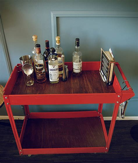 Diy Bar Cart Harbor Freight
