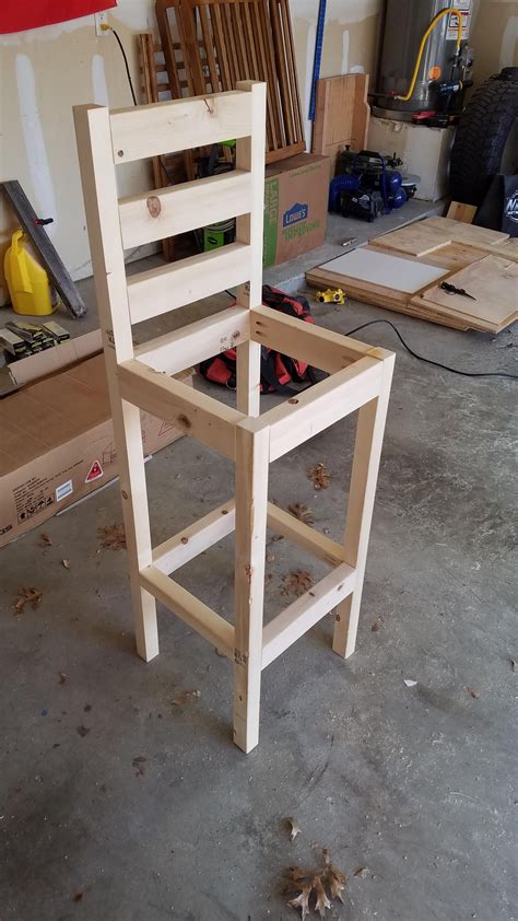 Diy Bar Stools Pinterest Crafts