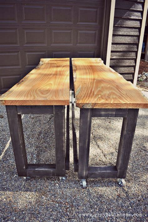 Diy Bar Top Table