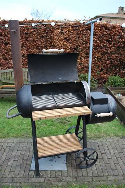 Diy Barbecue Tank