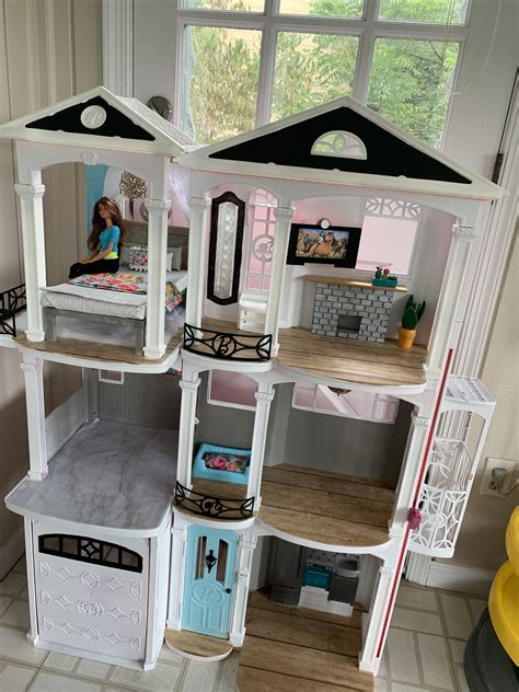 Diy Barbie Dollhouse Makeover
