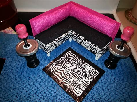 Diy Barbie Furniture Video