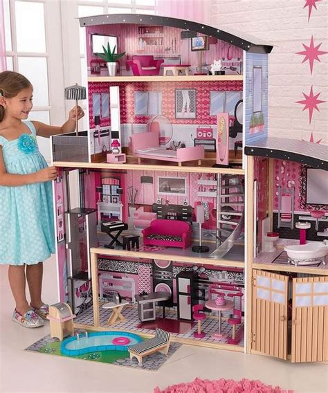 Diy Barbie House Decor