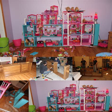 Diy Barbie Storage