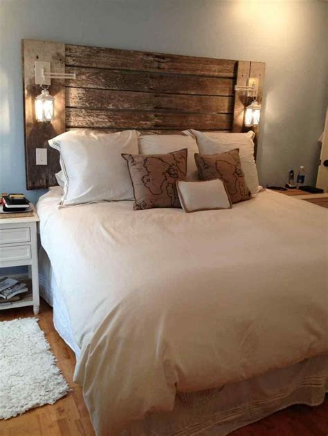 Diy Barn Board Bedrooms