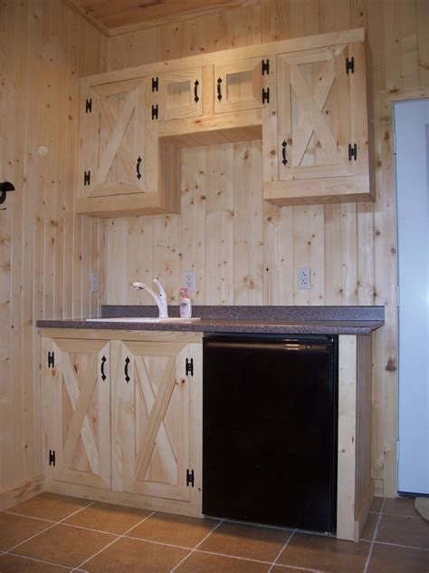 Diy Barn Door Bathroom Cabinet