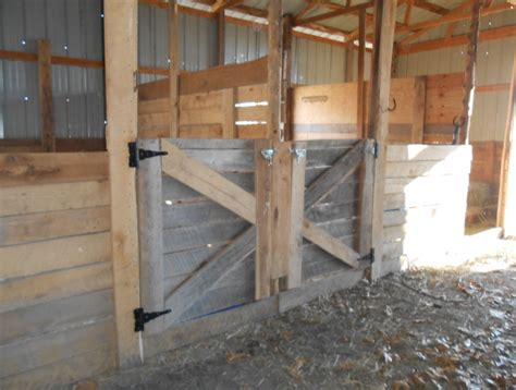 Diy Barn Stall Door