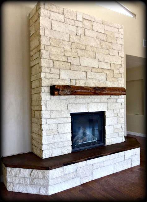 Diy Barn Wood Mantel