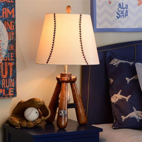 Diy Baseball Bat Table Lamp