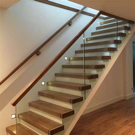Diy Basement Stair Balusters And Railing