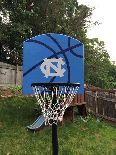 Diy Basketball Backboard Sign