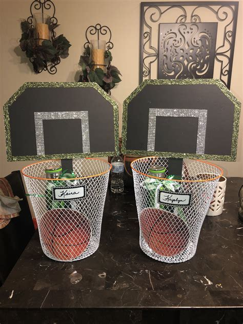 Diy Basketball Baskets