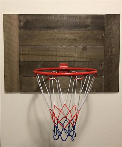 Diy Basketball Blackboard Wood