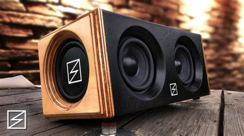 Diy Bass Bluetooth Speaker