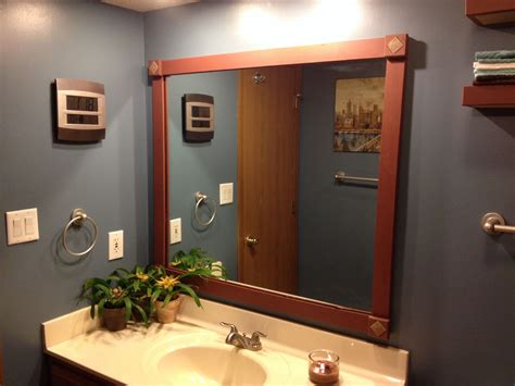 Diy Bathroom Mirror Tv