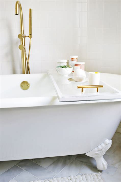Diy Bathtub Caddy