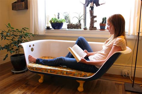 Diy Bathtub Sofa