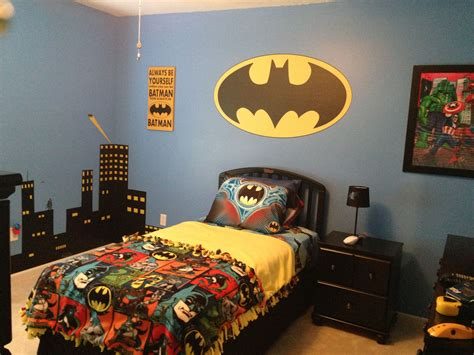 Diy Batman Bedroom Ideas