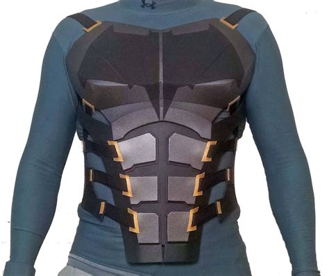 Diy Batman Chest Armor
