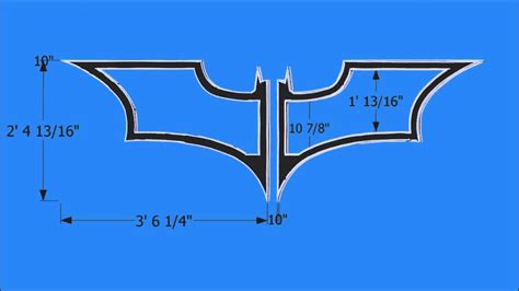 Diy Batman Shelf Plans