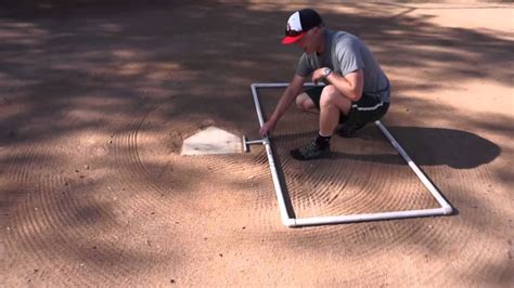 Diy Batters Box Baseball Cards