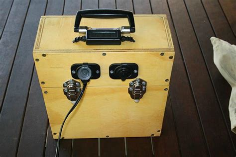 Diy Battery Power Box