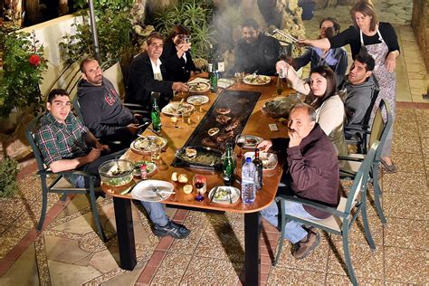 Diy Bbq Table Make It Extreme Pellet