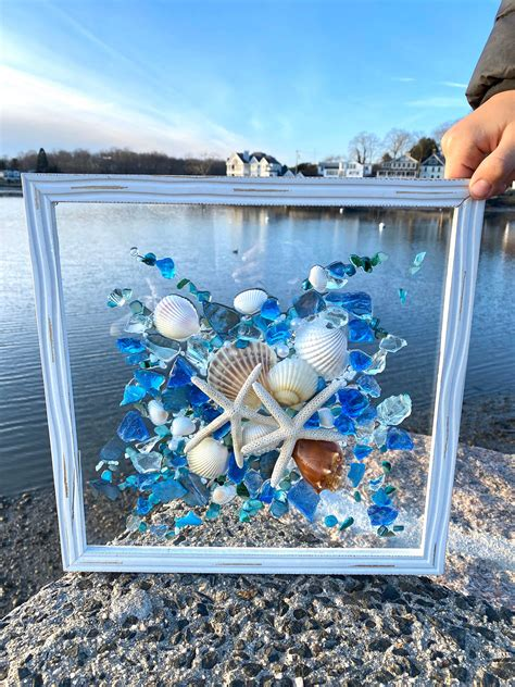 Diy Beach Glass Projects