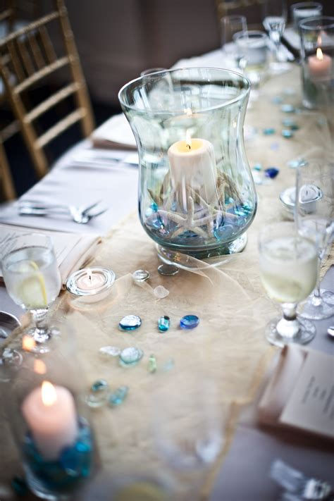 Diy Beach Table Theme