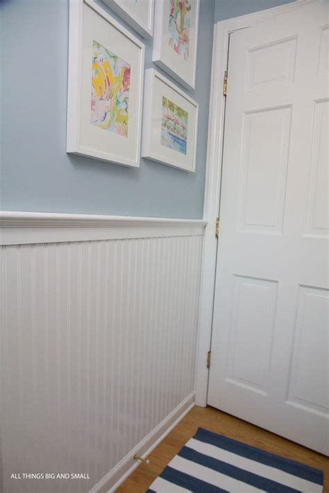 Diy Beadboard Bathroom
