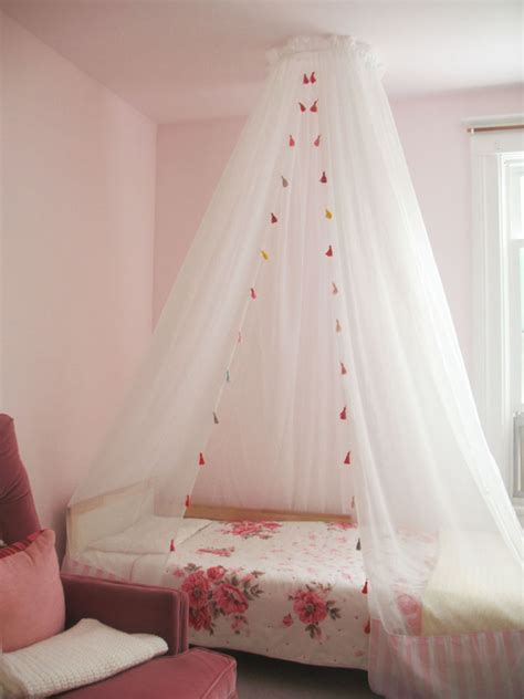 Diy Bed Canopy Curtains Tutorial De Guitarra