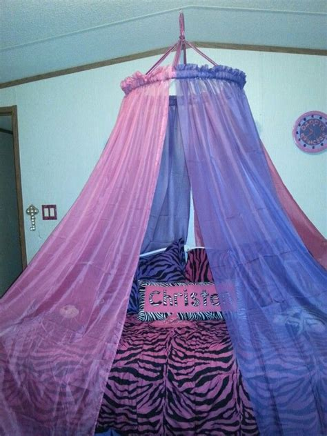 Diy Bed Canopy Hoop