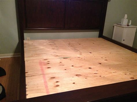 Diy Bed Foundations